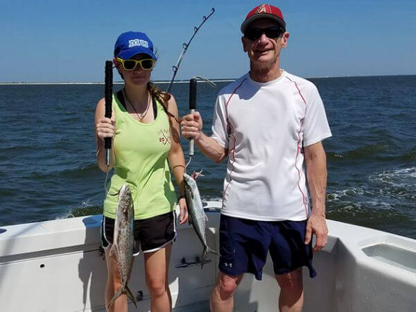 Outer banks inshore and deep sea offshore charters for Obx fishing report