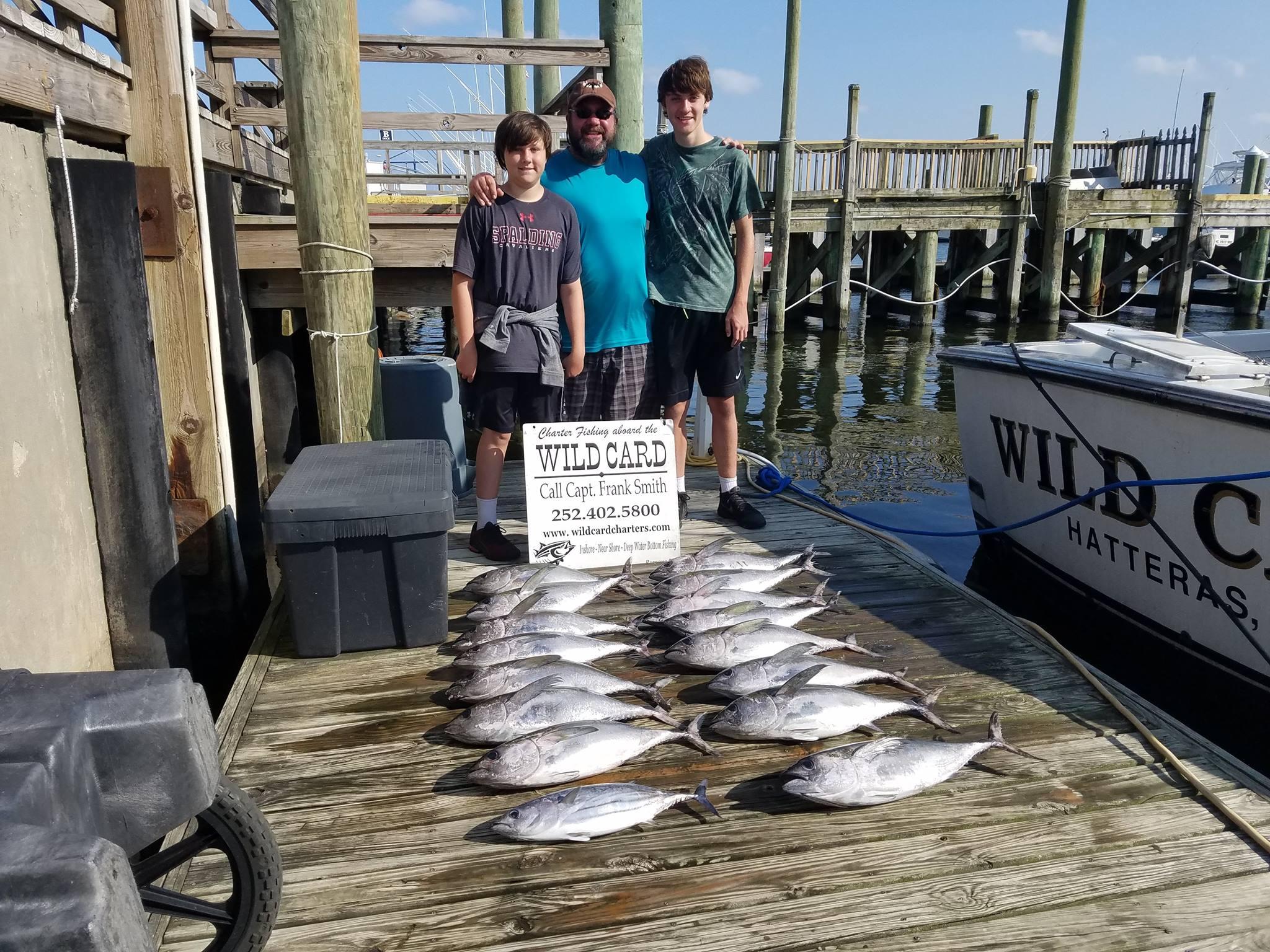 OBX FISHING REPORTS - 2018